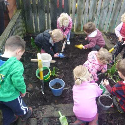 Oxford Pre School Sustainability 03