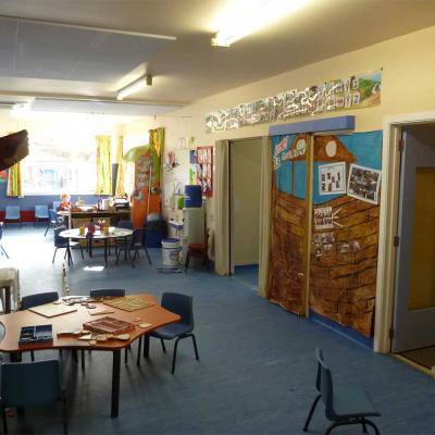 Oxford Pre School 3year Old Facilities 05
